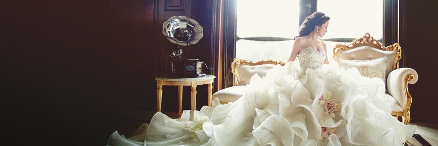 Najmodniejsze suknie ślubne 2017